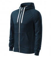 Premium gents cotton sweatshirt Voyage with hood