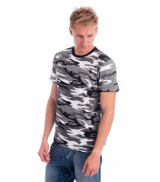 Army T-shirt Camouflage