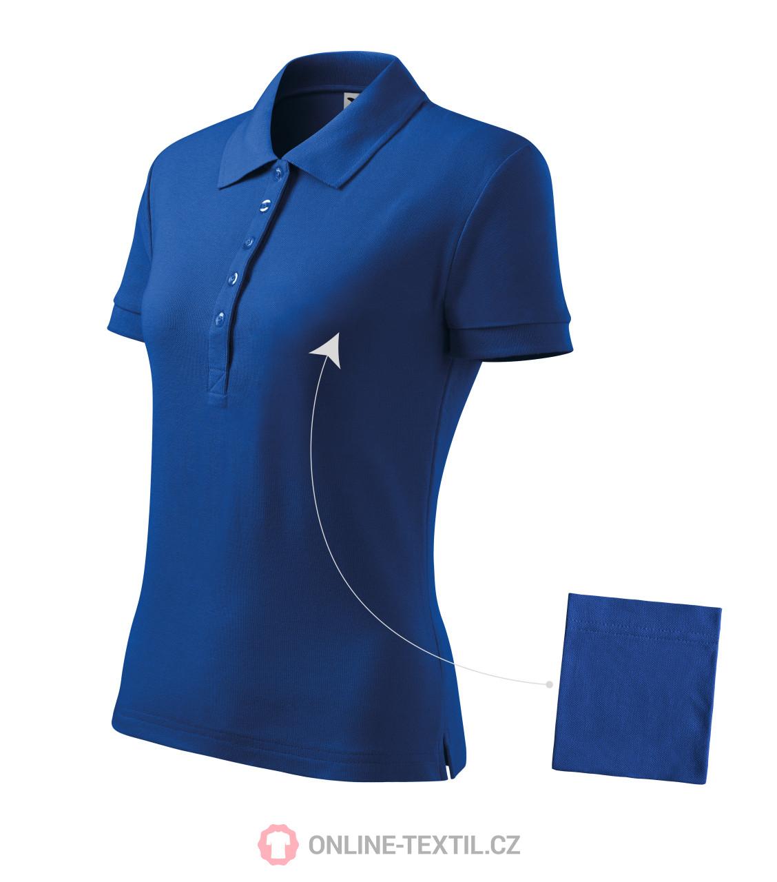 Lady-Fit Premium Poloshirt L 14,Royal Blue