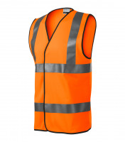 Unisex safety vest HV Bright Rimeck