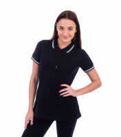 Ladies heavyweight polo shirt Urban