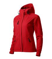Light ladies softshell jacket Nano with hood and NANOtex® finish