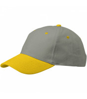 Two-color Slazenger 6P Grip cap