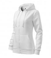 Trendy Zipper Sweatshirt Ladies