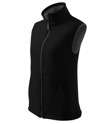 Ladies softshell vest Vision