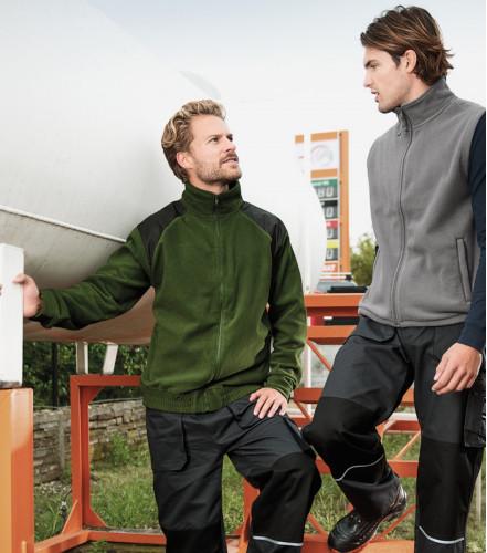 Unisex fleece jacket/sweatshirt Hi-Q Fleece Jacket