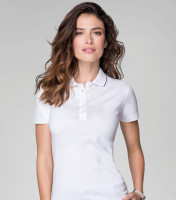 Premium mercerized ladies polo shirt Grand
