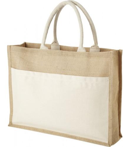 Mumbay jute carry bag