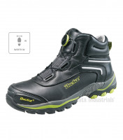 Safety footwear S3 Bickz 305 W Bata Industrials