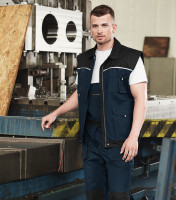 Gents work vest Woody Rimeck