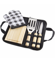 West barbecue set