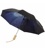 Automatic umbrella Clear night sky 21""