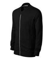 Premium gents cotton sweatshirt Bomber