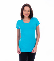 Ladies heavyweight T-shirt Glance