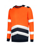 weater High Vis Bicolor weatshirt Gents