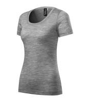 Ladies T-shirt Merino Rise made of fine sheep merino wool