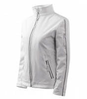 Ladies Softshell Jacket with reflective strips
