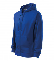 Gents sweatshirt Trendy Zipper with hood