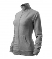 Ladies sweatshirt Viva with added elastane