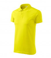 Smooth cotton polo shirt Single J.