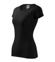 Ladies heavyweight T-shirt Glance