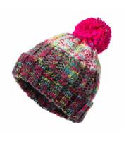 Fancy knitted hat Melange Myrtle Beach