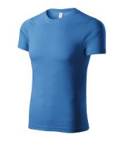 Paint Unisex T-shirt with tear-off label