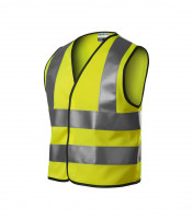 Kids safety vest HV Bright Rimeck