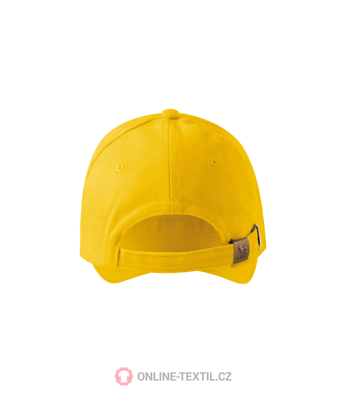 703ba0a496a ADLER CZECH Cap 6P Sandwich 306 - yellow from the MALFINI collection ...