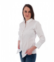 Ladies Blouse Style with 3/4 sleeve