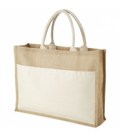Mumbay jute carry bag