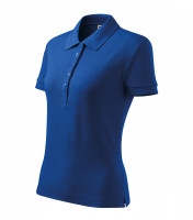 Ladies Polo Shirt Cotton Heavy