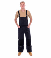 Woody Gents work Bib Trousers