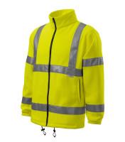 Reflective fleece jacket/sweatshirt HV Fleece Jacket Rimeck
