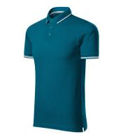 Premium gents heavyweight polo shirt Perfection plain