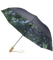 Automatic umbrella Forest skies 23""