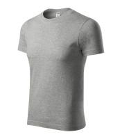 Peak Unisex T-shirt with tear-off label
