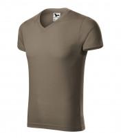 Slim Fit V-neck T-shirt Gents