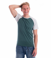 Two-tone Duo Unisex T-shirt