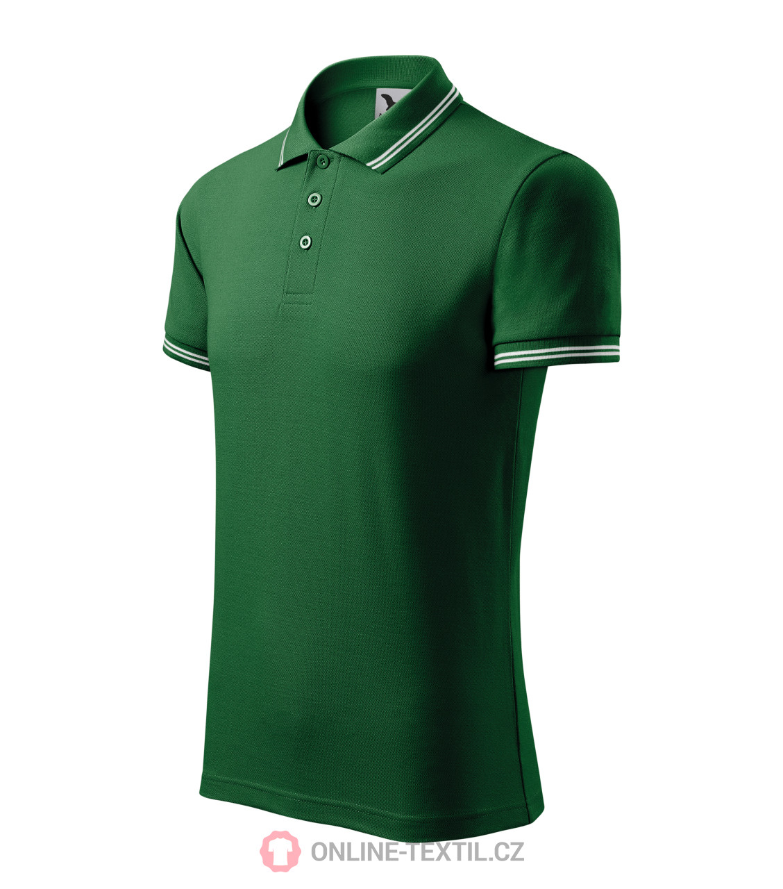 CLASSIC RUGBY STRIPE POLO SHIRT LONG SLEEVE MEN/'S LIGHTER WEIGHT XS-4XL