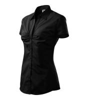 Ladies Blouse Chic short sleeve
