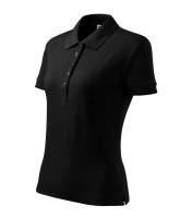 Heavyweight ladies polo shirt Cotton Heavy