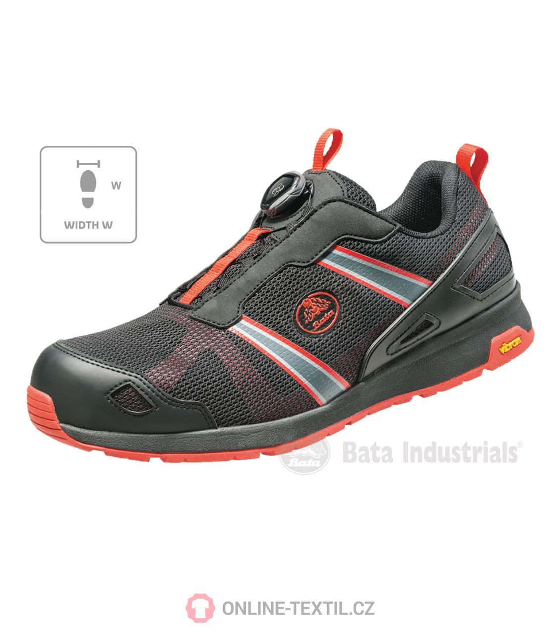 Bata Industrials Safety footwear S1P