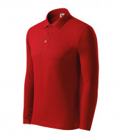 Pique Polo LS Gents Polo Shirt