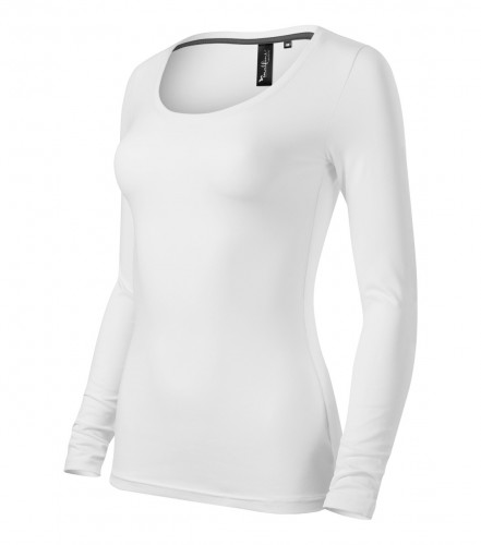 Premium ladies T-shirt Brave long sleeve