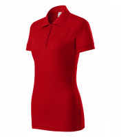 Joy Ladies Polo Shirt with tear-off label