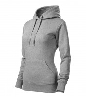 Cape Hooded Sweatshirt Ladies