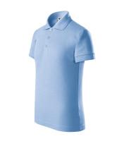 Heavyweight kids polo shirt Pique Polo