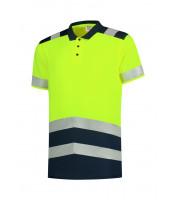 Poloshirt High Vis Bicolor Polo hirt Gents