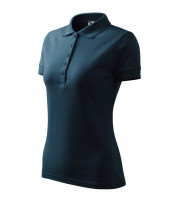 Heavyweight ladies polo shirt Pique Polo